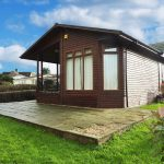 Residential Park Home Exterior